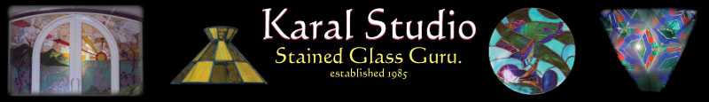 Karal Studio Architectural Stained glass